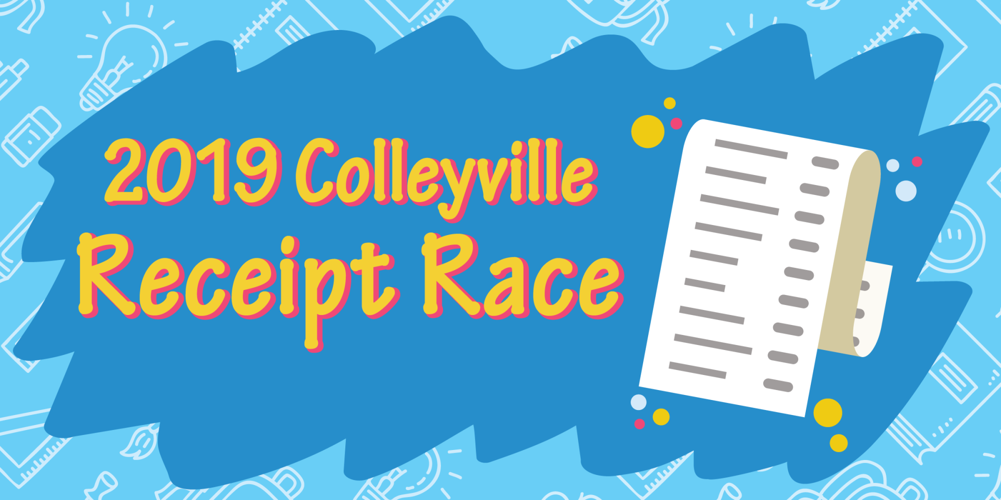 Colleyville Partners with GCISD for Receipt Race