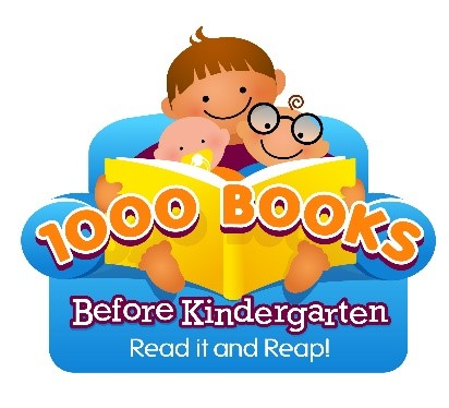 1000 Books Before Kinder