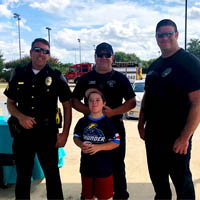 Philip's Lemonade Stand Spreads Smiles Across Colleyville