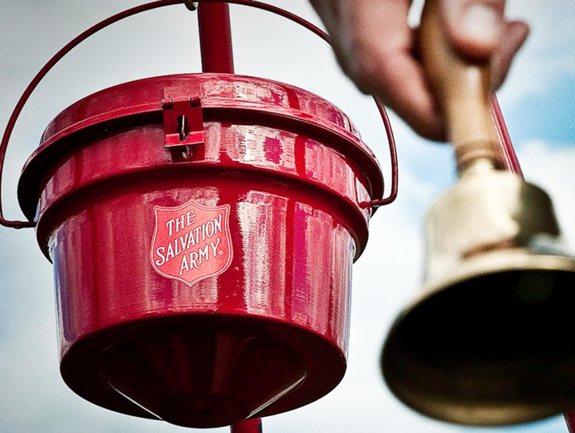 Nine Area Mayors Compete to Raise Over $134,000 for The Salvation Army